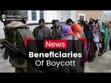 Beneficiaries Of Boycott