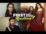 First Days First Show of Begum Jaan | Movie Review | Vidya Balan | SpotboyE