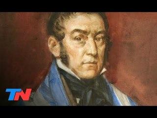 Fernando González: San Martín no vota a Macri ni a Alberto Fernández   TN CENTRAL