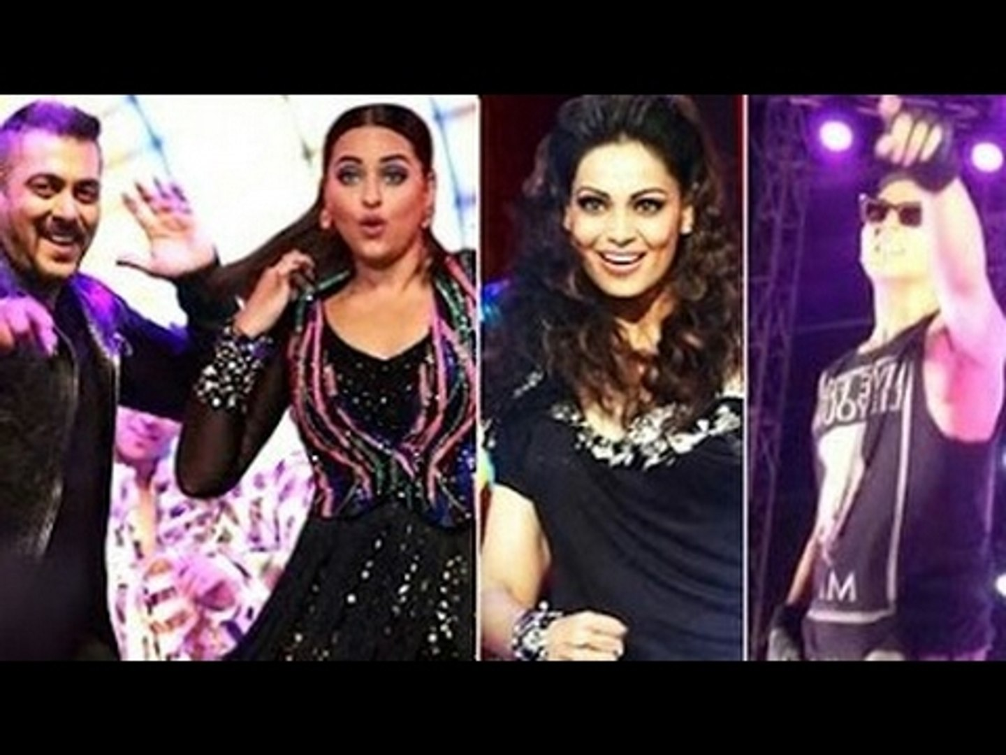 Salman, Sonakshi and Prabhu are killing it with their crazy dance moves on the Da-bangg tour tour