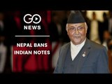 Indian Currency Ban in Nepal