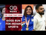 2019: Indian Athletes Shine