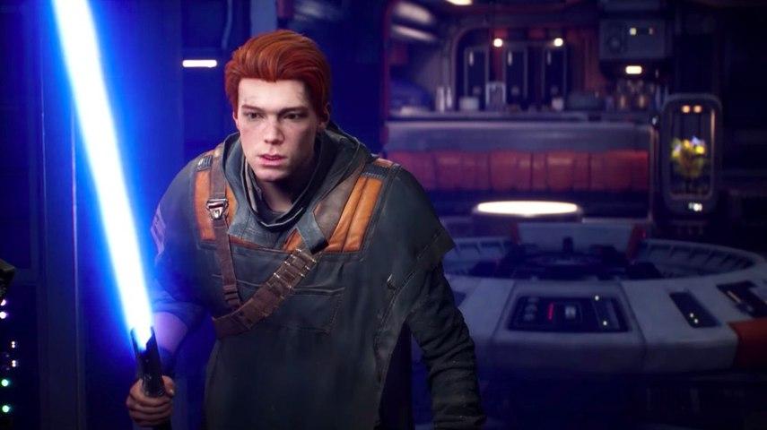 Star Wars Jedi: Fallen Order 'Cal's Mission' trailer (EA)