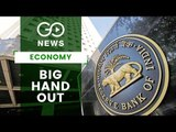 Govt Seeks Interim Dividend From RBI