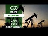 OPEC Cut Sends Oil Prices Higher