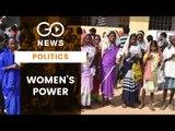 Women Swing The Vote