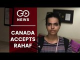 Canada Asylum For Runaway Saudi Woman