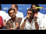 UNCUT- Babumoshai Bandookbaaz Cast and Filmmakers Talks about 48 Cuts in the Movie-Part-1   SpotboyE
