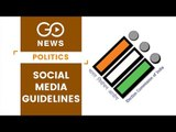 EC Issues Strict Social Media Guidelines