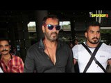 SPOTTED: Parineeti Chopra, Ajay Devgn, Arshad Warsi, Rohit Shetty, Tabu at the Airport | SpotboyE