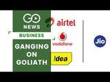 Vodafone Idea, Airtel Aim For Optical Fibre JV
