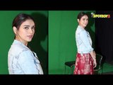 Sanjay Dutt and Aditi Rao Hydari at the Promotional Event of their Film Bhoomi   SpotboyE