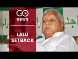 No Bail For Lalu
