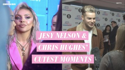 Jesy Nelson and Chris Hughes' cutest moments