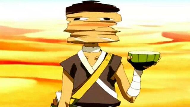 Avatar: The Last Airbender S02E11 The Desert - The Last Airbender S02E11