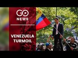 Protests Intensify In Venezuela