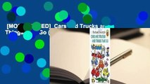 [MOST WISHED]  Cars and Trucks and Things That Go (Giant Little Golden Book)
