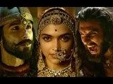 15-Minute Blackout By Film Industry To Support Deepika-Shahid-Ranveer's Padmavati | SpotboyE