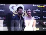 Alia Bhatt, Shahid Kapoor,Mohit Marwah Attend GQ Style Awards 2018 | SpotboyE