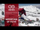 11,000 Kilos Garbage Removed From Mt Everest