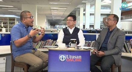 Mornink Blues Seals 8 Okt. 2019  Topik: Kongres Maruah Melayu: Perlukah hapus sekolah jenis kebangsaan?