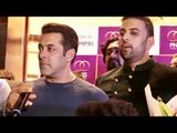 Salman Khan FANS go crazy at the launch of PN GADGIL Jewellers New Store in Pimpri, Pune | SpotboyE