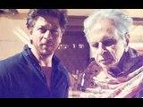 Shahrukh Khan Drops In to Meet Dilip Kumar | SpotboyE