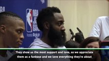 Harden apologises to Chinese fans after Rockets GM's pro-Hong Kong tweet