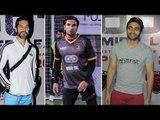 Ranveer Singh, Dino Morea, Jackky Bhagnani At Roots Premier League Spring Season 2018 | SpotboyE