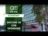 Decline In CSR Spending