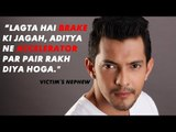 Rickshaw Driver Knocked Down By Aditya Narayan Is Still Almost Unconscious | Spotboy