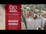 Bunkers Near LoC Yet To Be Built