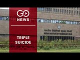 IIT Lab Technician Commits Suicide Along With Family