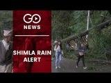 Heavy Rain Warning For HP & Uttarakhand