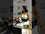 Naagin 3 stars Surbhi Jyoti & Pearl V Puri THANK the media for the support | Gold Awards 2018