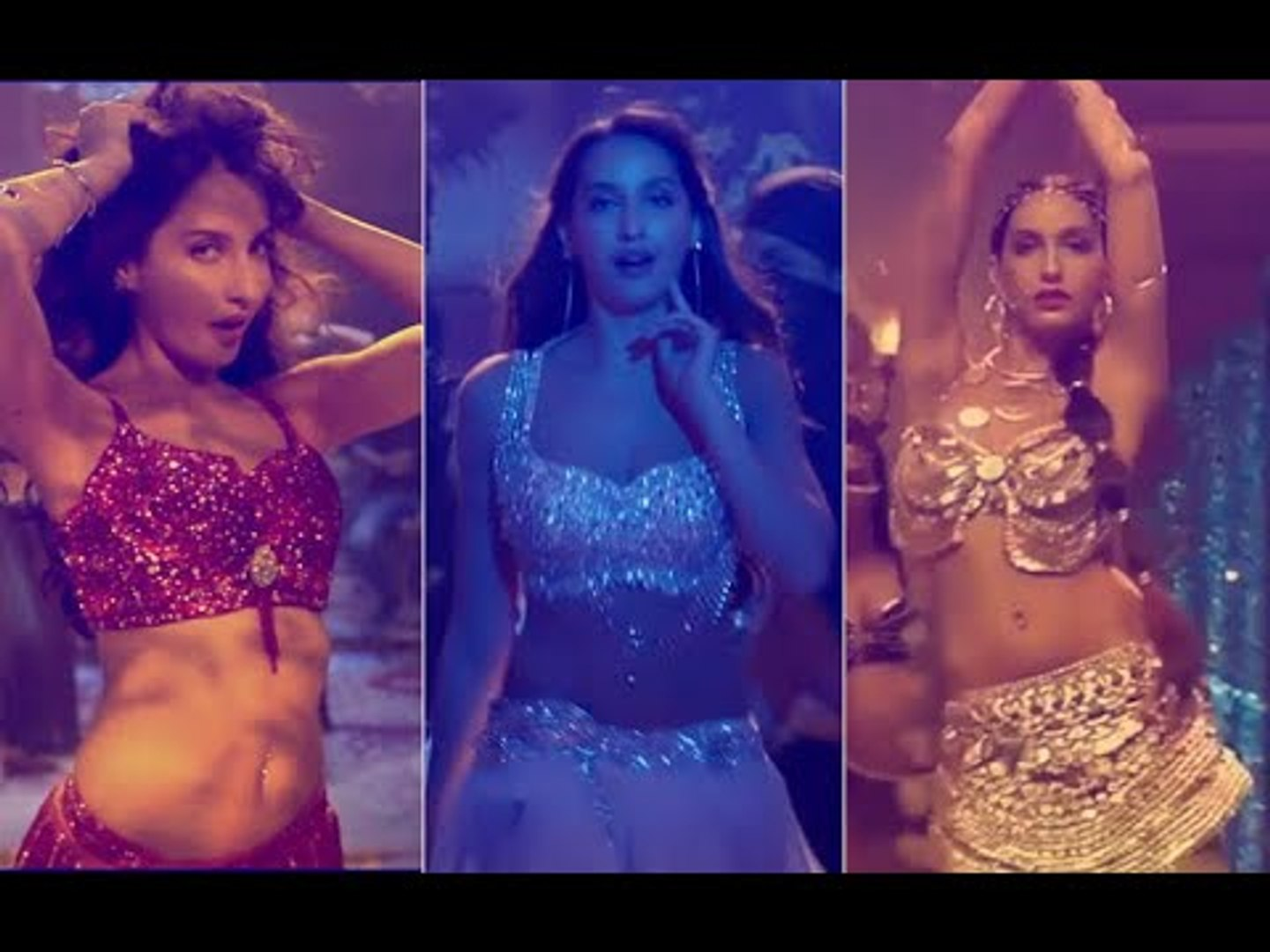 Dilbar Song: Here Comes Nora Fatehi With Her Steamy Hot Belly Moves |  SpotboyE - video dailymotion