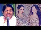Lata Mangeshkar Wants To Sing For Sridevi's Daughter Janhvi Kapoor