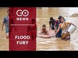 Uttarakhand, Himachal Battered By Floods