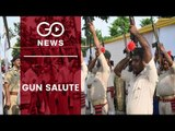 Rifles Misfire During Gun Salute At Former Bihar CM's Funeral