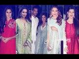 Arpita Khan's Ganpati Celebrations: Katrina Kaif, Malaika, Sangeeta Bijlani Feel Festive Vibes