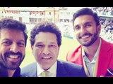 Ranveer Singh & Kabir Khan Visit Lord's To Start Prep On 83; Share Fan Moment With Sachin Tendulkar