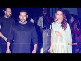 Salman Khan And Iulia Vantur Perform Aarti Together At Arpita Khan's Ganesh Chaturthi Celebrations