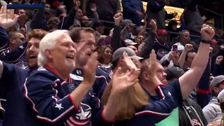 Alexandre Texier wins it for Blue Jackets in OT