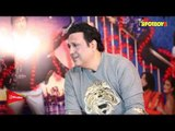 """Govinda EXCLUSIVE Interview: Reacts Sarcastically On """"Can Varun Dhawan Step Into His Shoes?'"""