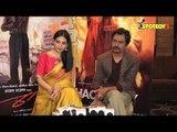 Thackeray Stars Amrita Rao And Nawazuddin Siddiqui's Interview   SpotboyE