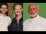 PM Modi Prays For The Good Health Of Rakesh Roshan Who's Suffering From Throat Cancer