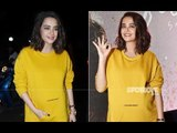 ADORABLE! Surveen Chawla Looks Cute As A Button As She Flaunts Baby Bump