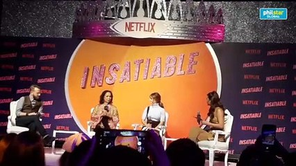 Gloria Diaz on what to expect from Insatiable
