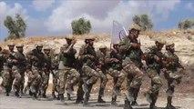 الجيش الوطني للمعارضة السورية يتأهب للمشاركة في معركة شرق الفرات