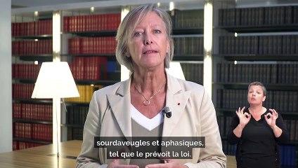 8 octobre 2019 | 1 an de l'accessibilité téléphonique (traduction en Langue des signes française)